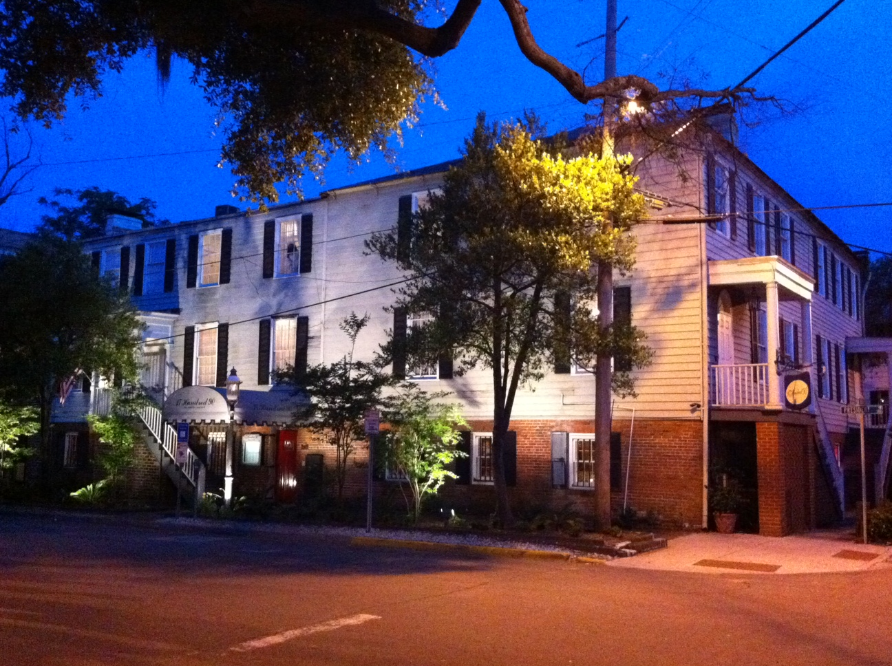 Top five haunted Savannah locations