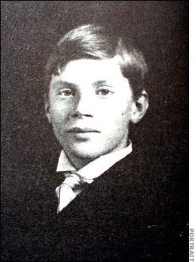 Young Conrad Aiken