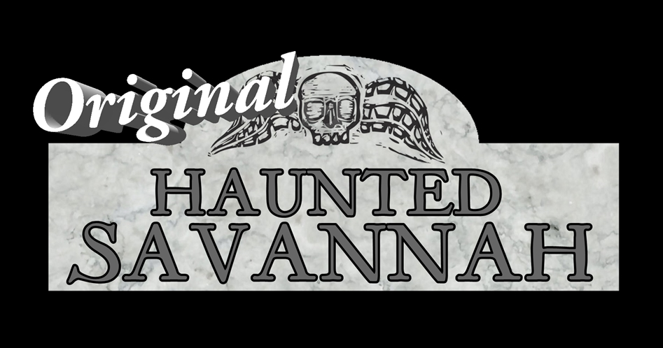 Original Haunted Savannah Tours Logo